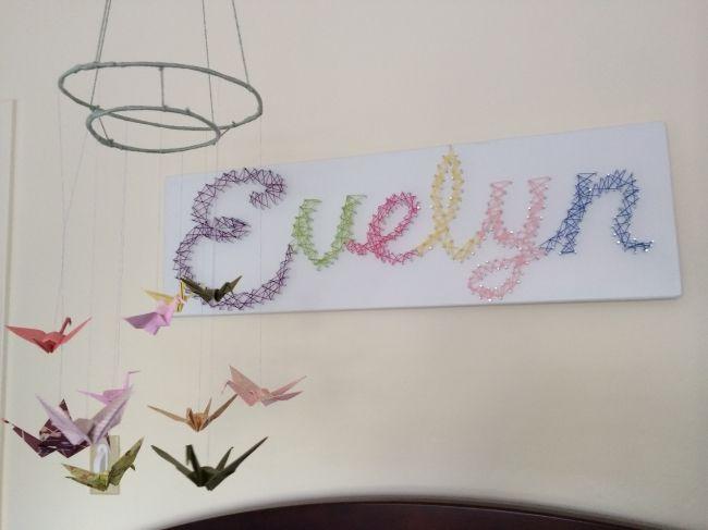 Habitaci n de beb decoraciones hechas a mano blog and bebe - Decoraciones para bebes ...