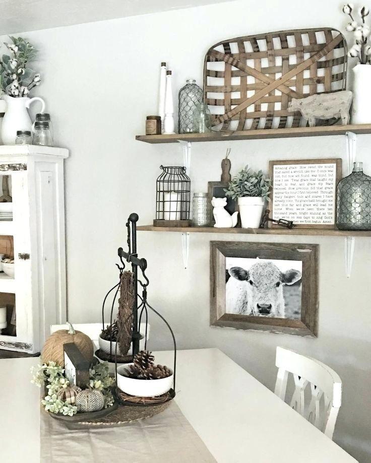 Country Dining Room Wall Decor Ideas Best Farmhouse Wall Decor