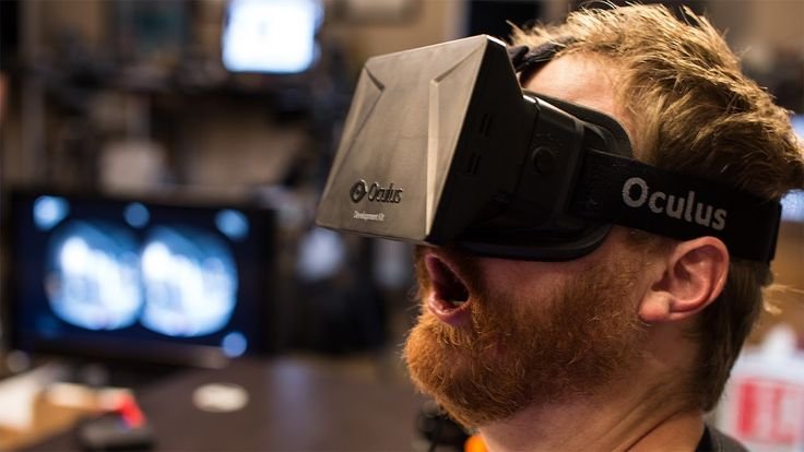 3 Unlikely Areas In Which Virtual Reality Will Take Off - Galactic Brief