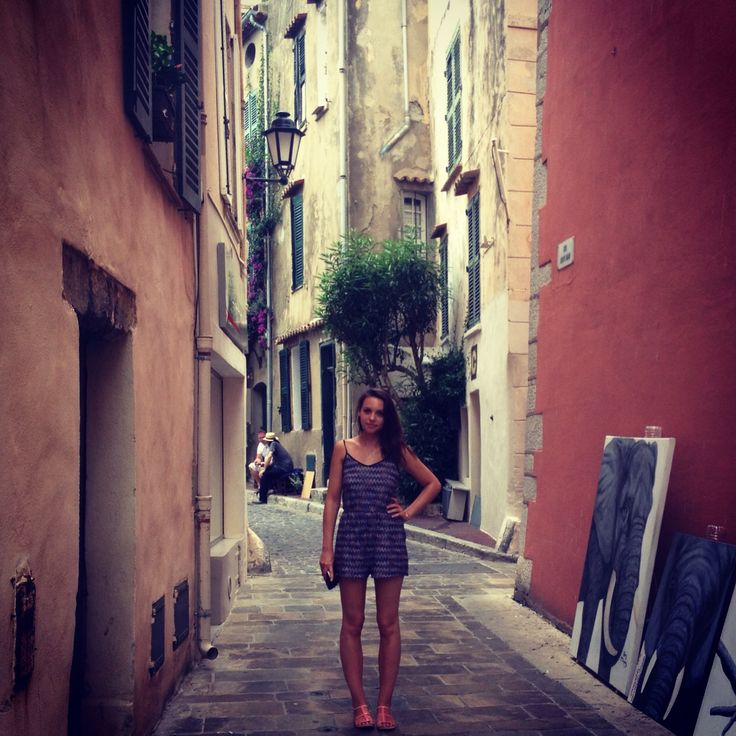 Exploring St Tropez #playsuit #topshop #sttropez #holiday