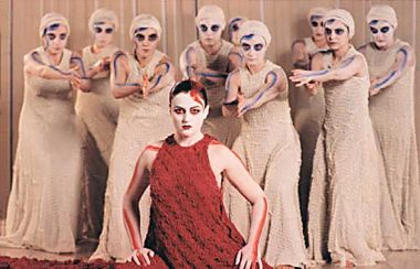 """National Theatre of Greece's production of """"Medea"""" is still the greatest thing I've ever seen on stage."""