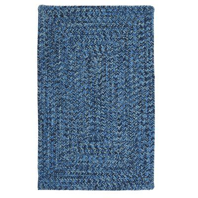 Colonial Mills CA59R Catalina Area Rug, Blue Wave