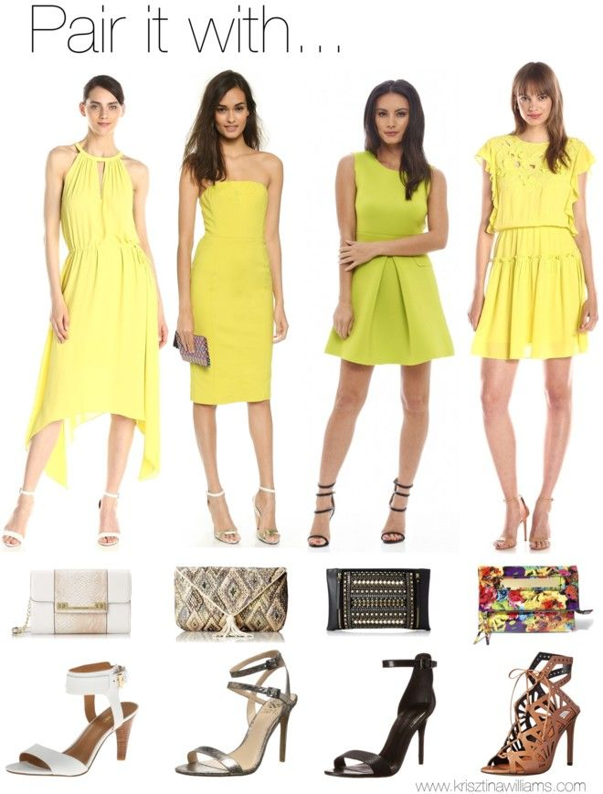17 best ideas about yellow dress accessories on pinterest. Black Bedroom Furniture Sets. Home Design Ideas