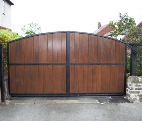 Best 25 Automatic Driveway Gates Ideas On Pinterest