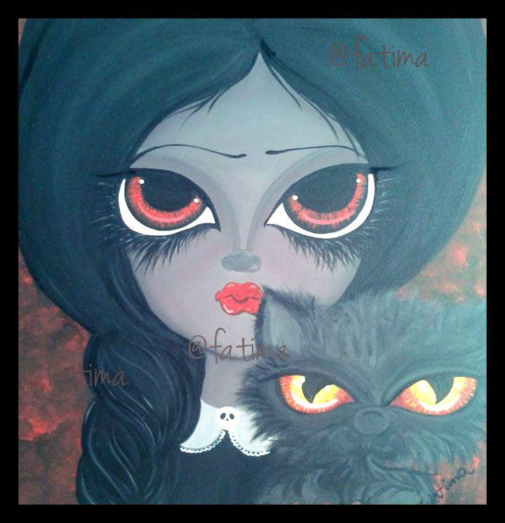 22 best Pop Surrealism- Big eye- sweet doll images on Pinterest - klebefolien f r k che