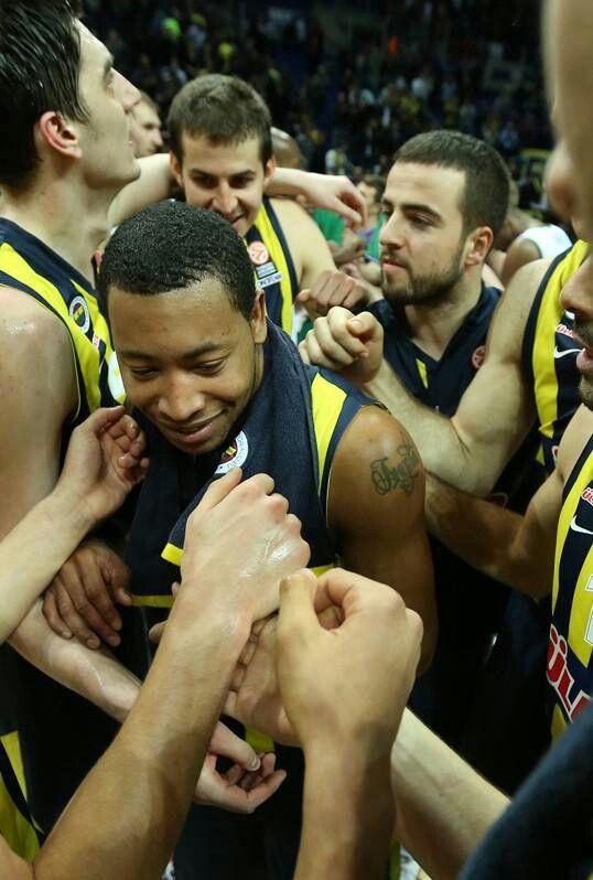 Fenerbahçe Ülker #teamsoul