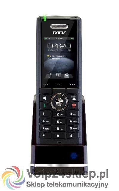 Telefon bezprzewodowy Voip RTX 8630 IP-DECT voip24sklep.pl