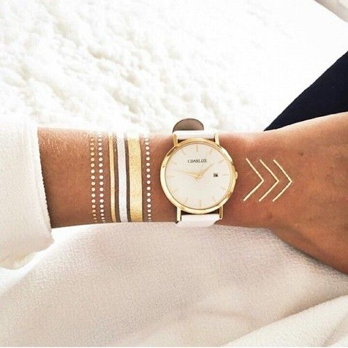 charlize watch + flash tattoos