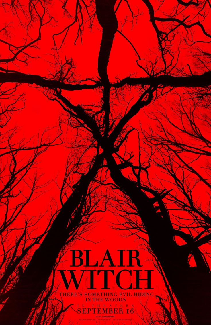 Blair Witch - 2016 -- I was skeptical at first, but I kinda want to see it.