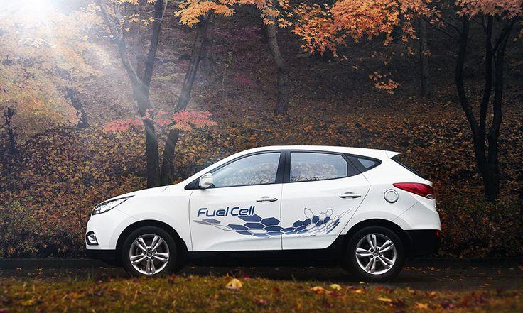 Pierwszy na świecie  ix35 zdobył statuetkę Price Future Auto 2013 jako pierwszy na świecie seryjnie produkowany samochód napędzany wodorowymi ogniwami paliwowymi.