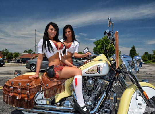 Bikini's n' Bikes