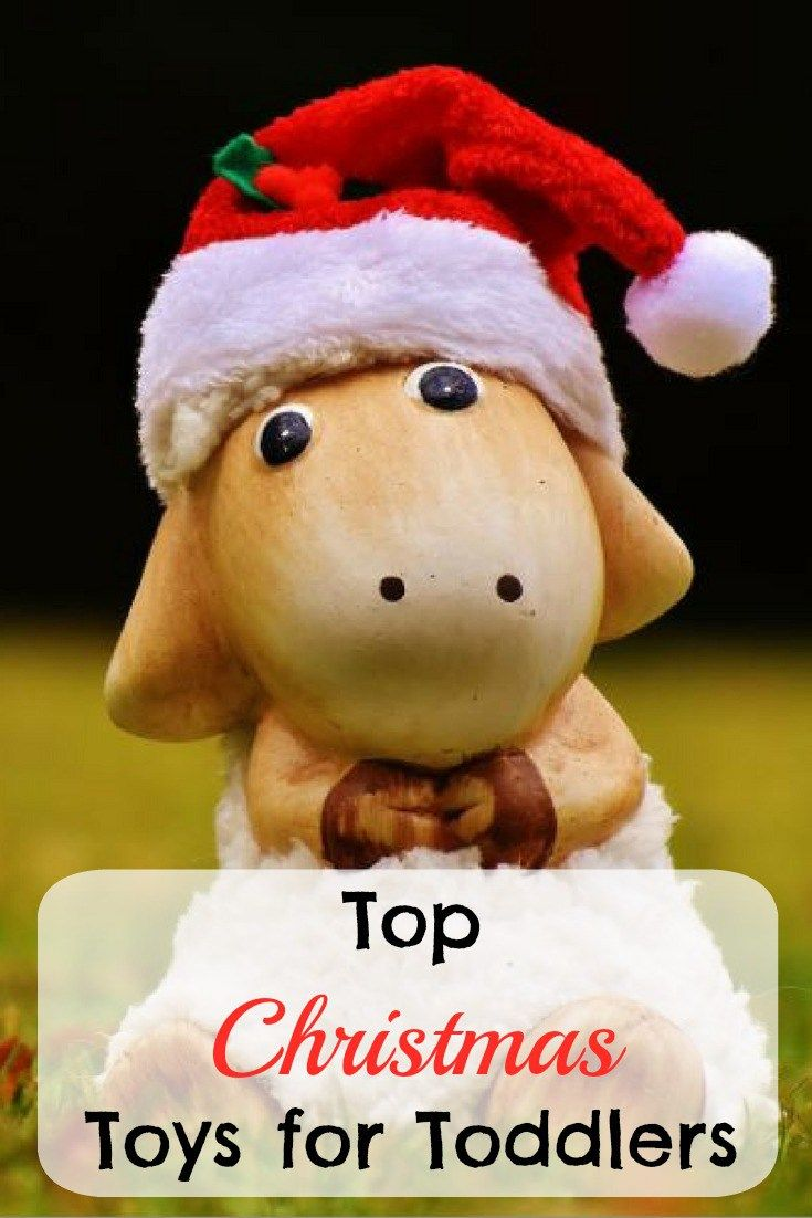 Best Christmas toys for toddlers this Holiday