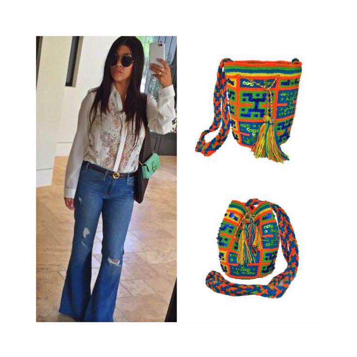 Una mezcla entre lo Pre-Colombino y lo Actual! Esta #AlanaMochila es tu complemento hippychic  #AlanaMochila #hechoamano #accesorio #Precolombino #tradicion #tendencia #moda #style #kourtneykardashian #wayuu #mochila #minimochila #cartagena #bogota #medellin #bucaramanga #alanaonline #alanaonline2 #colombia #CompraOnline    Consíguela en www.alanaonline.com