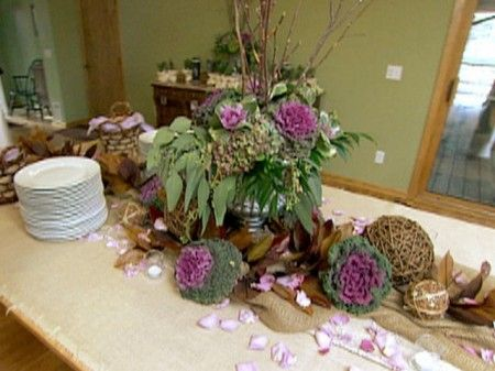 How To Decorate A Buffet Table   Google Search
