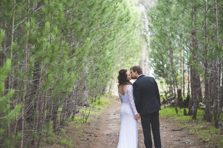 Forest Weddings Couple shoot @ Winery Road Forest #ForestWeddings #WineryRoadForest