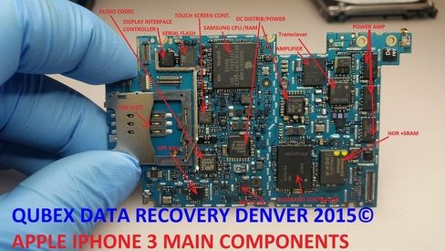 """""""PROFESSIONAL CELLPHONE DATA RECOVERY in Denver by QUBEX"""" by Qubex Data"""