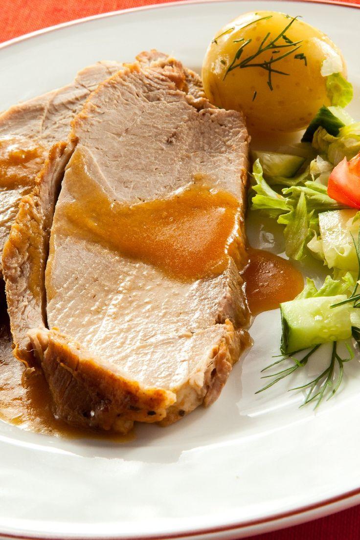 Slow Cooker Pepsi Pork Roast Recipe - Only 4 Ingredients