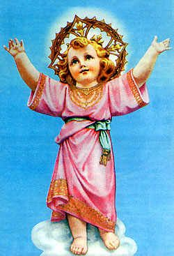 Novena del Divino Niño Jesus