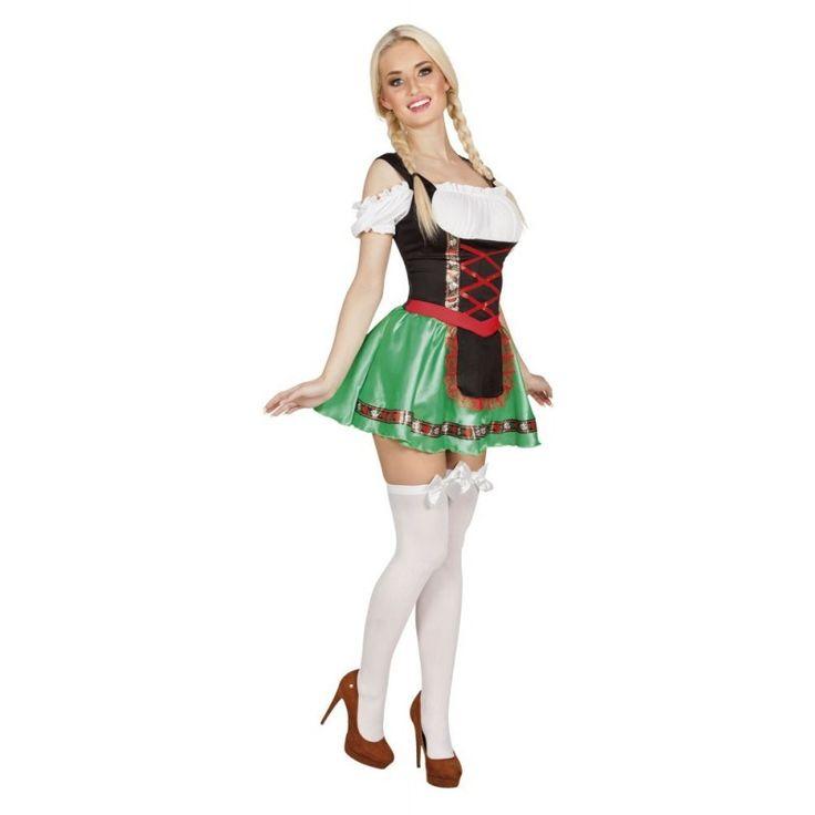 Sexy Oktoberfest Jurkje Heidi