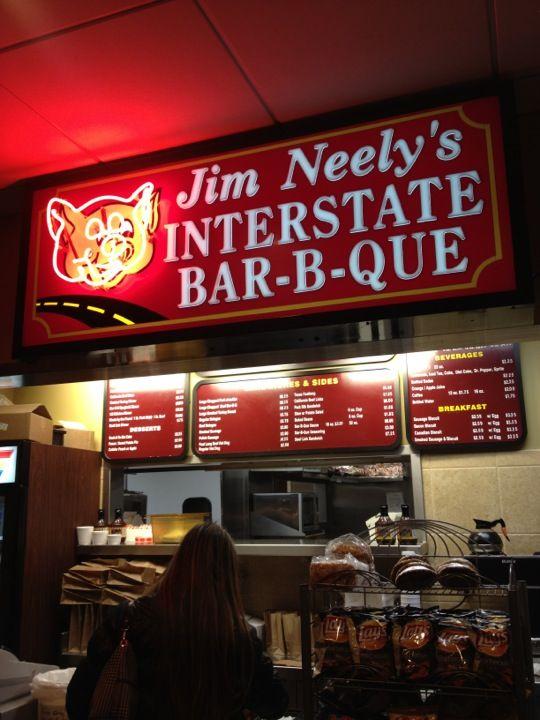 Interstate Bar-B-Que in Memphis, TN