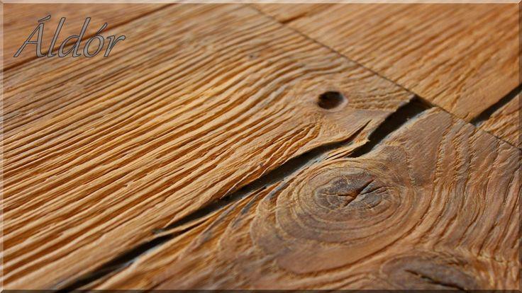 Tölgyfa padló