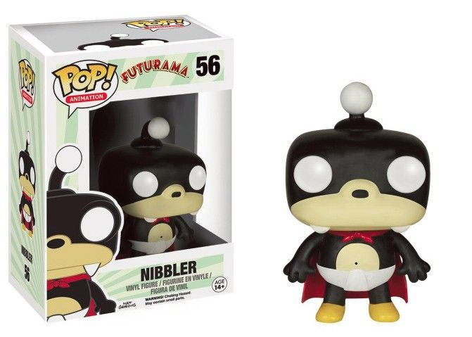 Funko Pop! Vinyl: Futurama - Nibbler