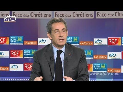 """N.Sarkozy face aux chrétiens… – """"Entre-soi"""""""