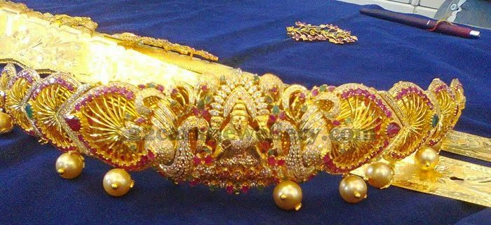 10 Different Patterned Vaddanam Designs | Jewellery Designs