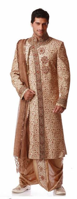 wedding Sherwanis for mens #Wedding