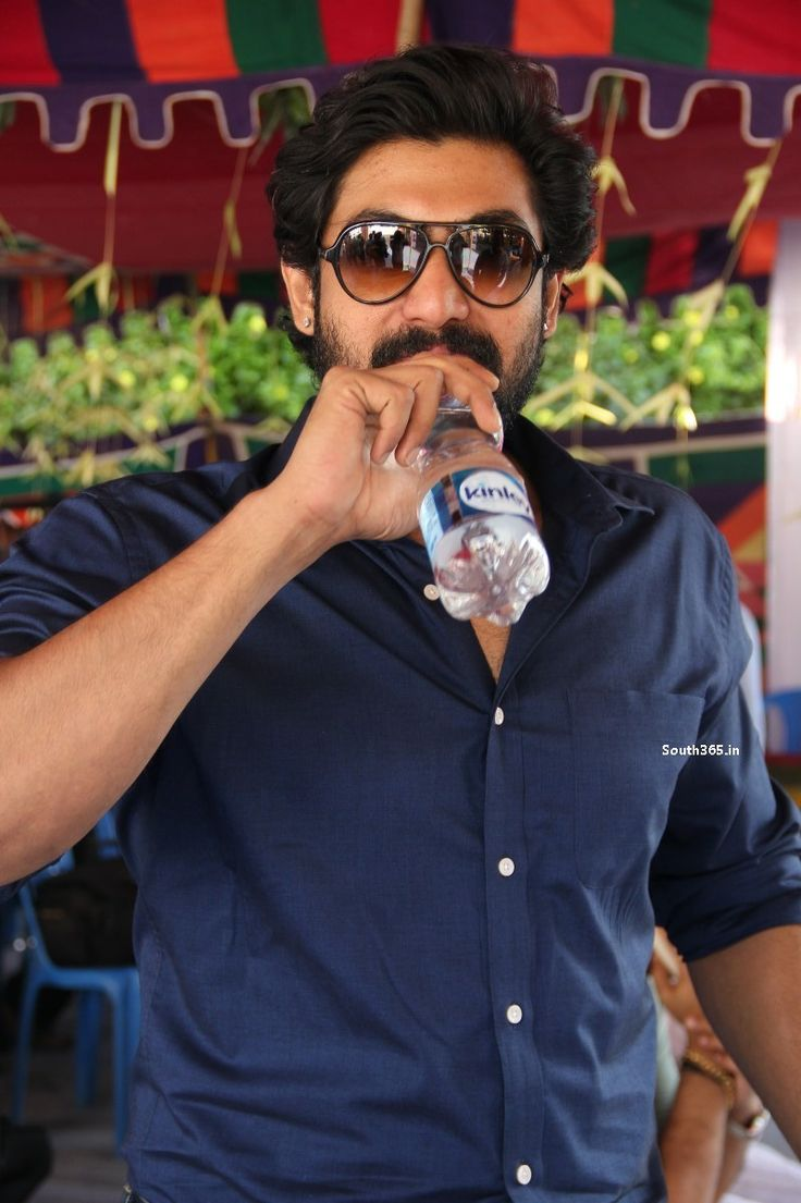 Rana Daggubati at PVP Production No 11 Movie Pooja