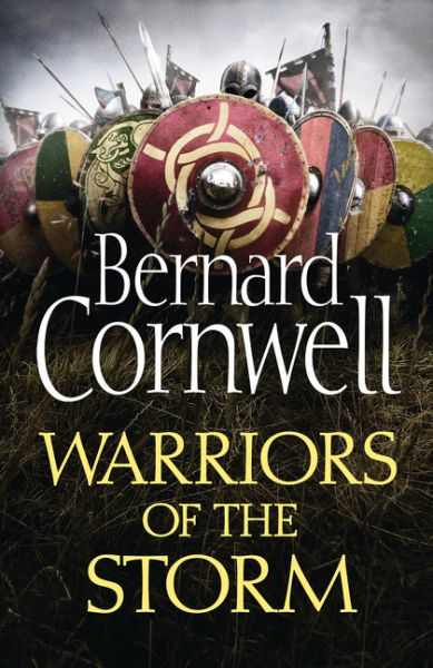 Bernard Cornwell's The Last Kingdom series is now a major TV show streaming on Netflix Canada!   Finally available in paperback, Warriors of the Storm is the most recent novel in Bernard Cornwell's number one bestselling series on the making of England.