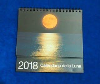 sibila esotérica: 2018 Calendario de la Luna