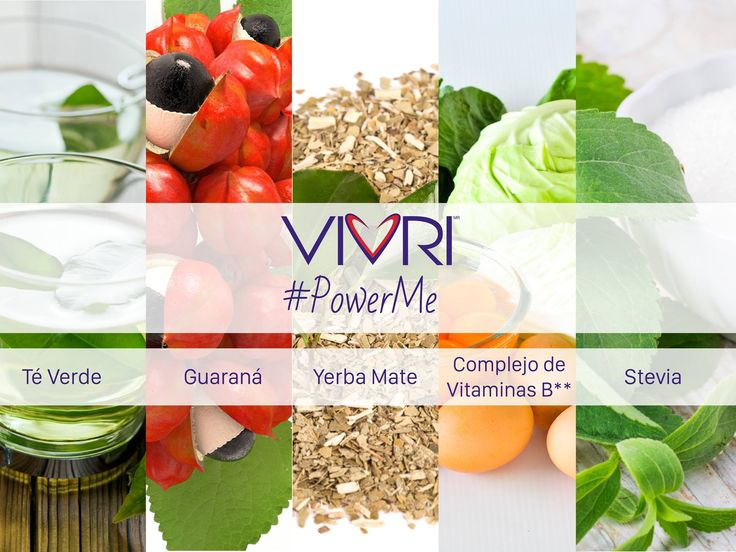 Power Me!® bebida acondicionada con cafeína!! $589 #PowerMe #energy #VIVRI #natural