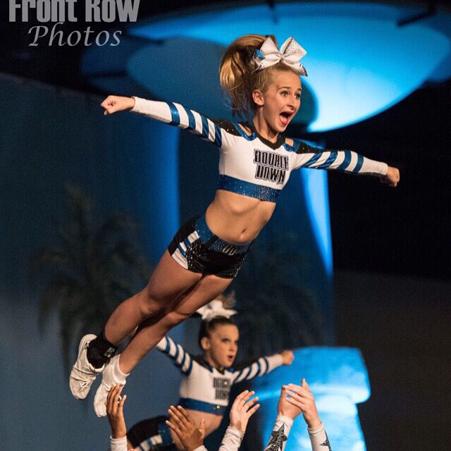 Great facials make a good routine outstanding! For tons of cheerleading tips, check out CheerleadingInfoCenter.com