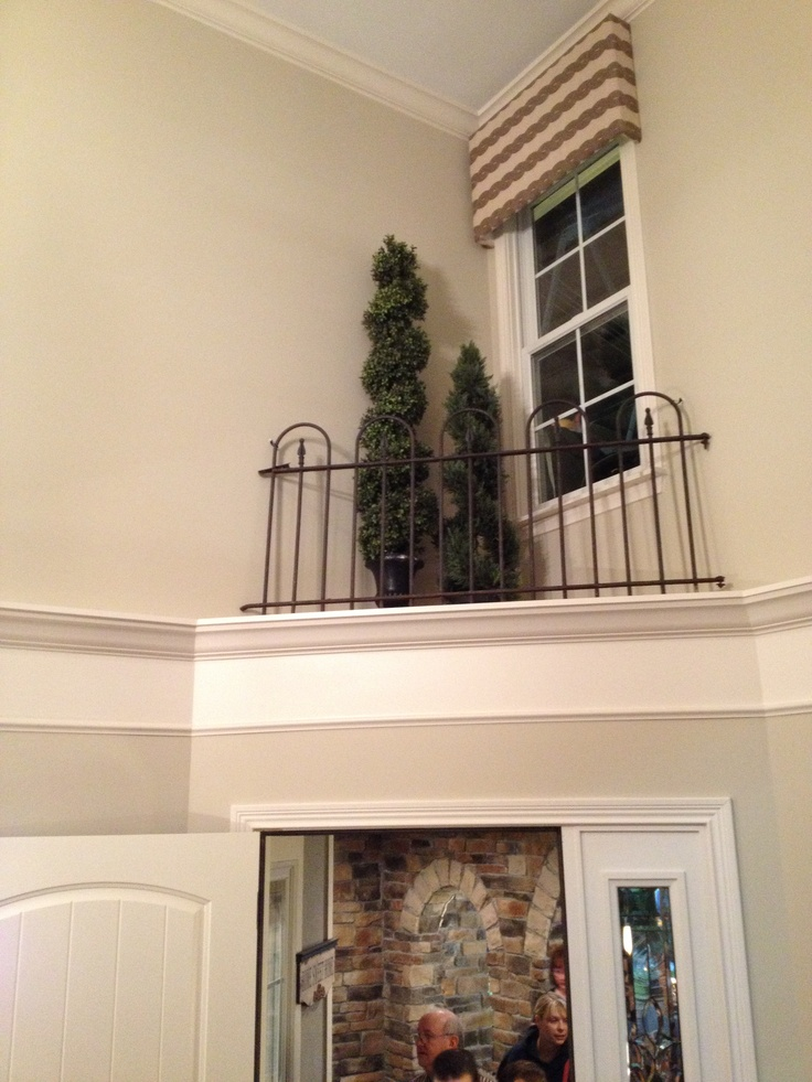 Decorating Foyer Ledge : Best images about plant shelf and high ceiling ideas on