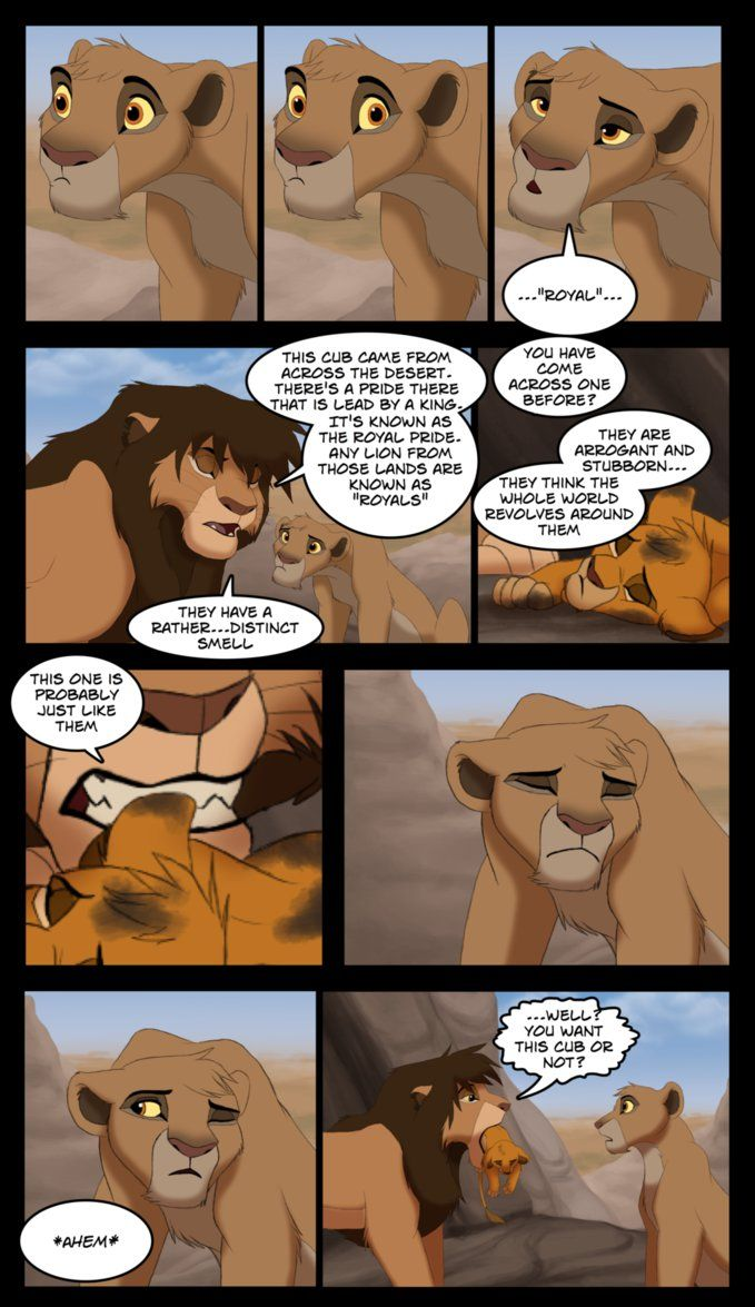 Kiara's Reign Chapter 2 - Page 9 by TC-96 on deviantART