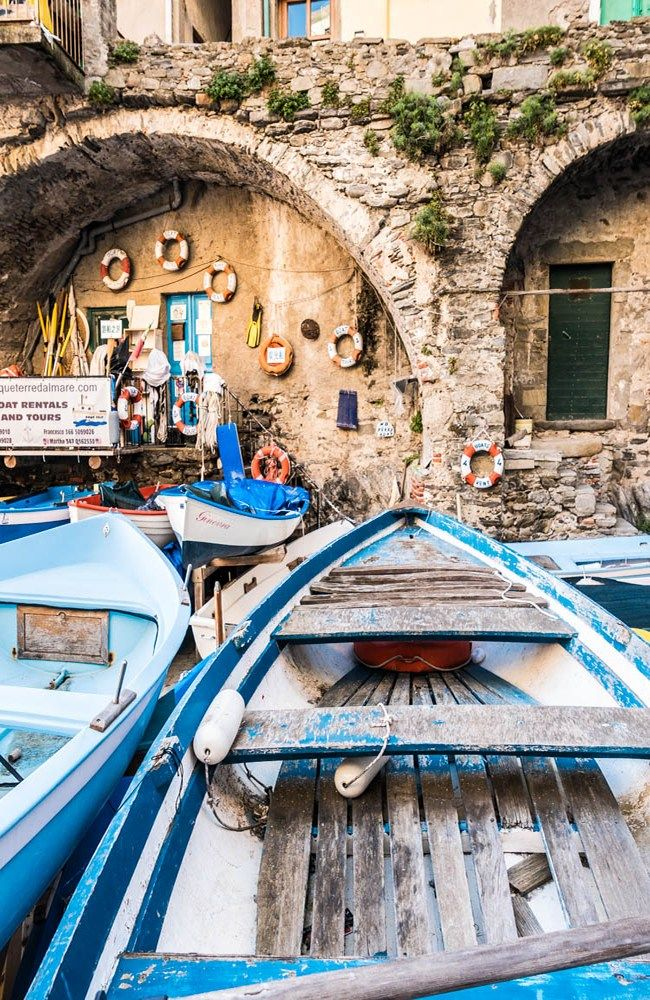 IN PHOTOS - Practical guide to Cinque Terre, Italy