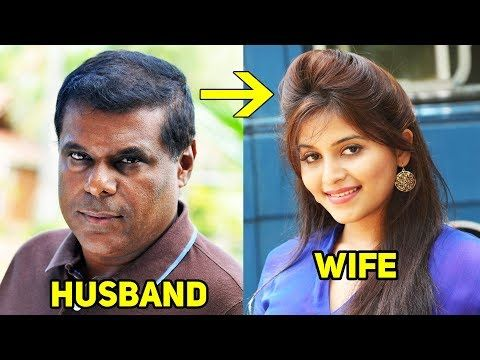 Top 10 South Indian Movie Villains and Their Wife South