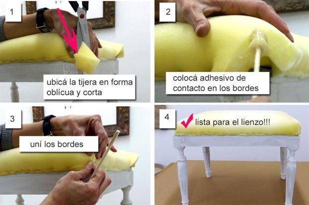 Un paso a paso para fanáticas de muebles con estilo