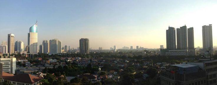 Jakarta, the beautiful city