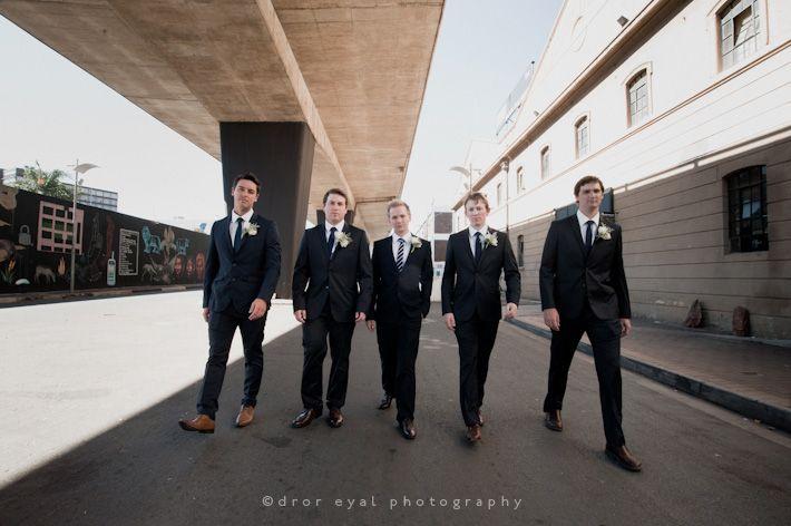 Arts on Main Wedding Photography - Maboneng // Dror Eyal