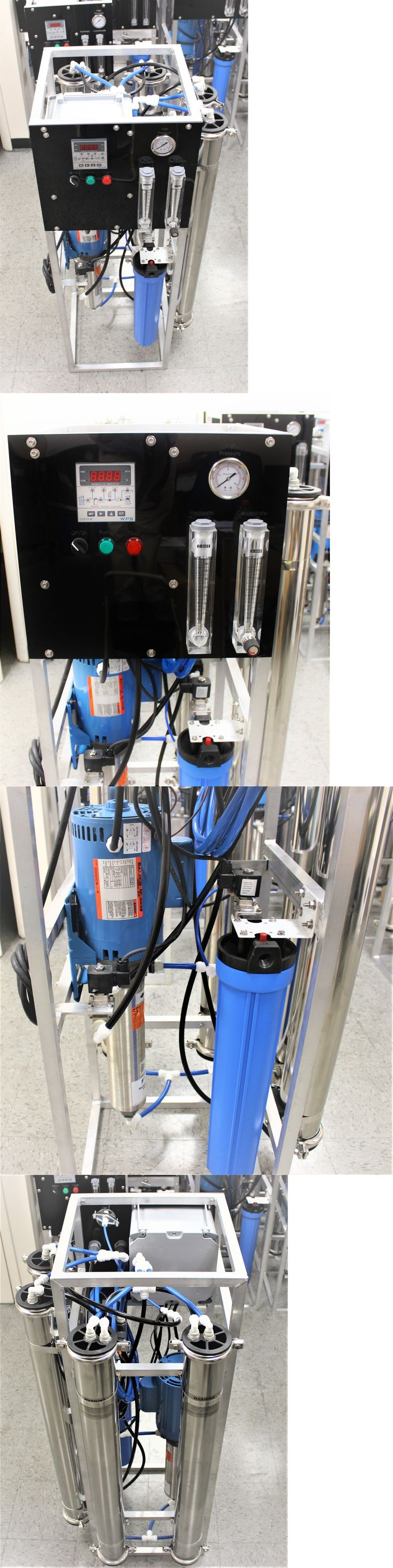 Cleaning and Maintenance 148983: Reverse Osmosis Water System Commercial-Industrial 8000 Gpd -> BUY IT NOW ONLY: $4500 on eBay!