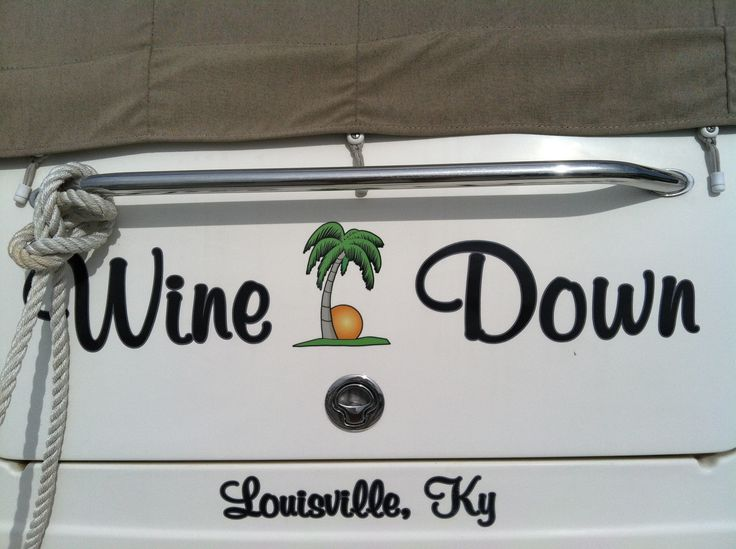 Boat names... This is my next boat name.... So fitting!