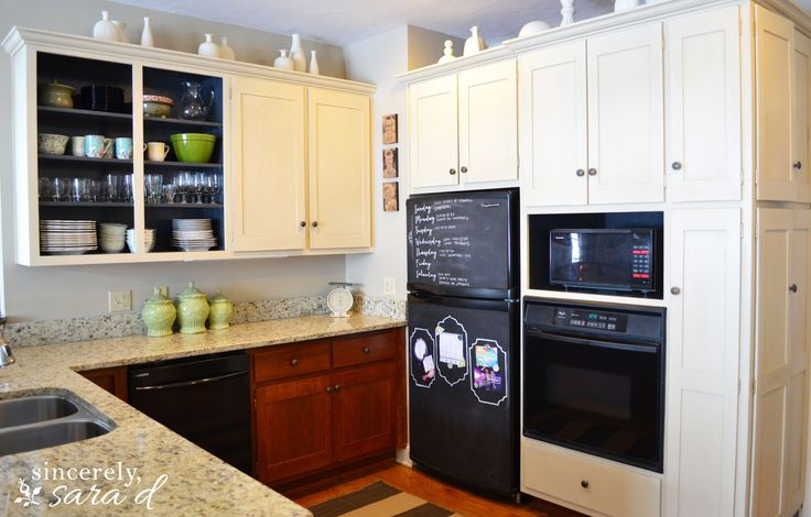 1000 ideas about chalk paint cabinets on pinterest for Chalkboard appliance paint