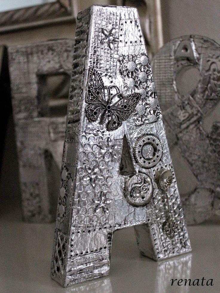 i hverdagen, og andre dage: Aluminium tape ART - GØR DET SELV - Vi laver et bo...