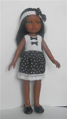 Наряды для красавиц от Паола Рейна-4 / Одежда для кукол / Шопик. Продать купить куклу / Бэйбики. Куклы фото. Одежда для кукол