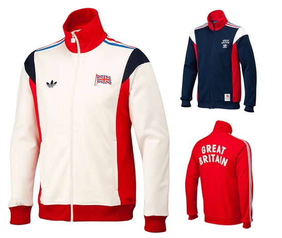 adidas Originals Team GB retro kit