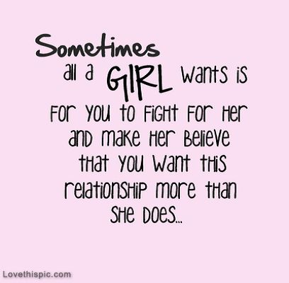 Love Fight Quotes Prepossessing 76 Best What Makes Her Perfect Images On Pinterest  Quotes Love My
