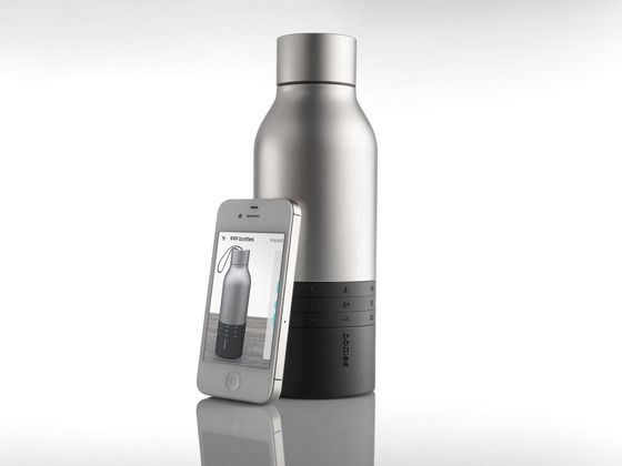 The 999Bottle is not just another water bottle. It is a beautifully designed system that helps you track and visualize the positive impact you can have on the environment by drinking from re-usable bottles instead of disposable ones.