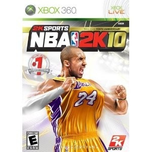 Product DescriptionNBA 2K10 is ready to tip off another championship season. NBA 2K9, the #1 selling NBA video game set the standard for all basketball video games, and NBA 2K10 aims to surpass that that by delivering an even better basketball experience this year with all-new gameplay components, out-of-this-world graphics, even more realistic Signature Style animations, all-new presentation elements and an unrivaled online system -- this season you wont just play the
